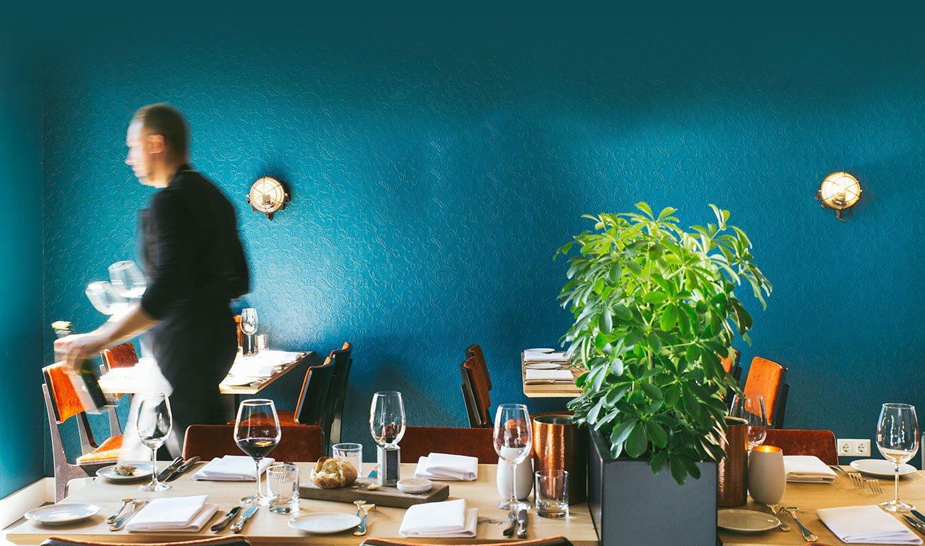 welkom bij Balijepark restaurant