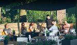 Genieten in de buitenlucht bij restaurant Balijepark
